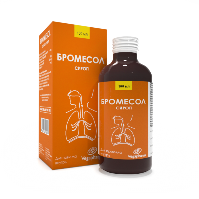 Bromesol syrup